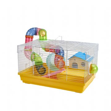 Pet Ting Yellow Sage Rodent Cage